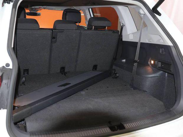 Photo miniature de la Volkswagen Tiguan Allspace 2.0 TDI 150 DSG7 Carat 2019 d'occasion