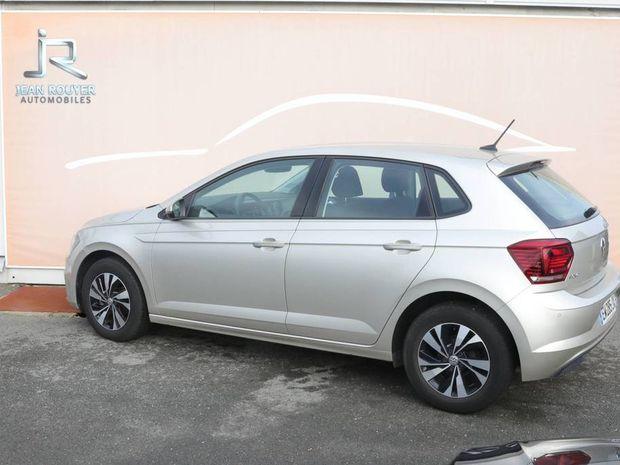 Photo miniature de la Volkswagen Polo 1.0 75 S&S Confortline 2018 d'occasion