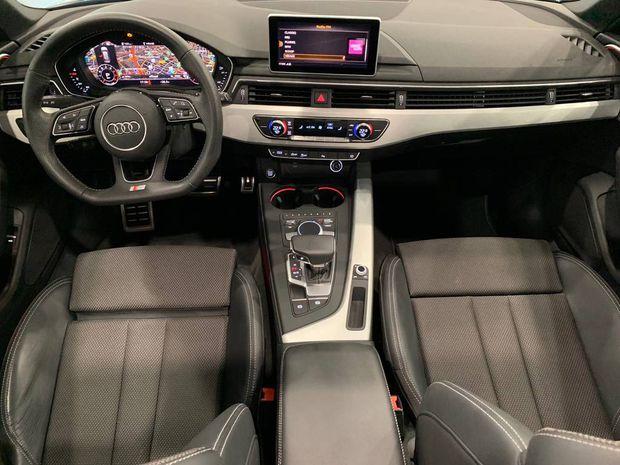 Photo miniature de la Audi A4 Avant 2.0 TFSI ultra 190 S tronic 7 S line 2018 d'occasion