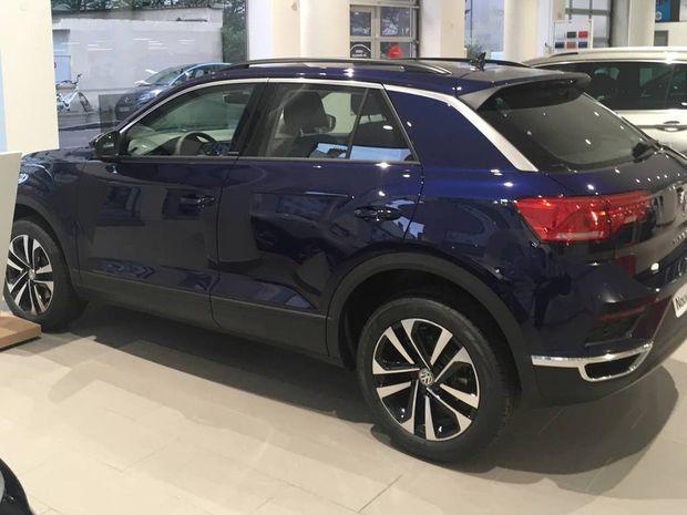 Photo miniature de la Volkswagen T-Roc 2.0 TDI 150 Start/Stop DSG7 IQ.Drive 2019 d'occasion