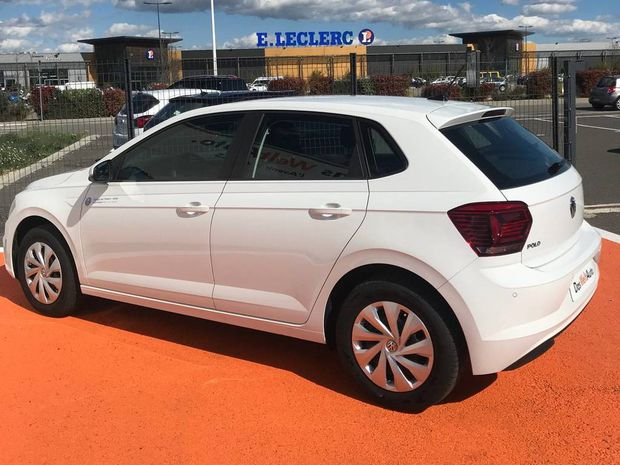 Photo miniature de la Volkswagen Polo 1.6 TDI 80 S&S BVM5 Trendline Business 2018 d'occasion