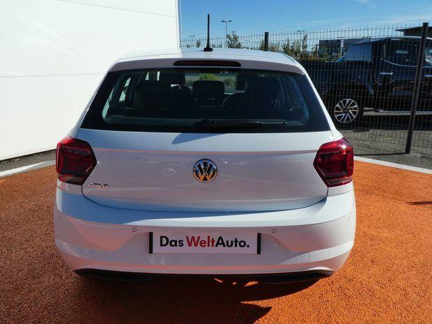 Photo miniature de la Volkswagen Polo 1.0 TSI 95 S&S BVM5 Carat 2018 d'occasion