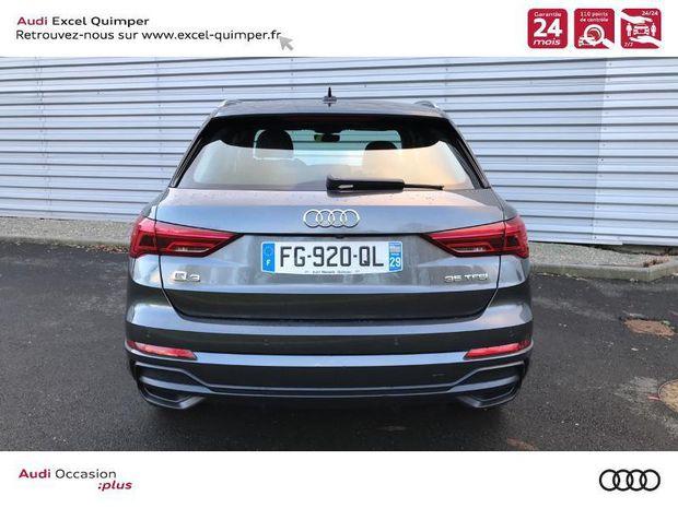 Photo miniature de la Audi Q3 35 TFSI 150ch S line S tronic 7 2019 d'occasion