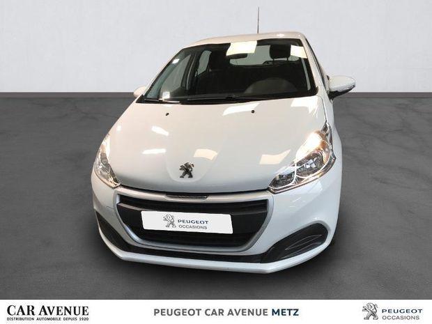 Photo miniature de la Peugeot 208 Affaire 1.6 BlueHDi 75ch Premium 2018 d'occasion