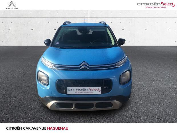 Photo miniature de la Citroën C3 Aircross essence 110 CV Shine + GPS 2017 d'occasion