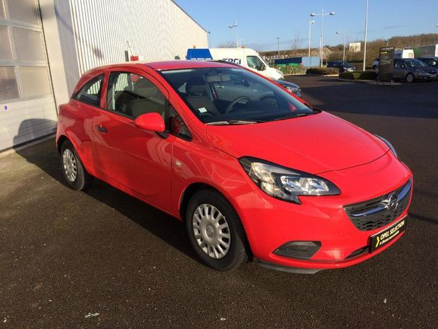 Photo miniature de la Opel Corsa 1.2 70ch Essentia 3p 2016 d'occasion