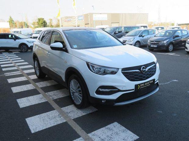 Photo miniature de la Opel Grandland X 1.6 D 120ch ECOTEC Innovation 2018 d'occasion