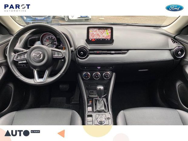 Photo miniature de la Mazda CX3 CX-3 2.0 SKYACTIV-G 121ch Sélection BVA Euro6d-T 2019 d'occasion