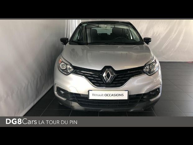 Photo miniature de la Renault Captur 1.5 dCi 90ch energy Business eco² 2018 d'occasion