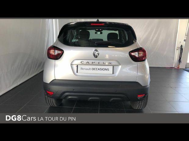 Photo miniature de la Renault Captur 1.5 dCi 90ch energy Business eco² 2018 d'occasion