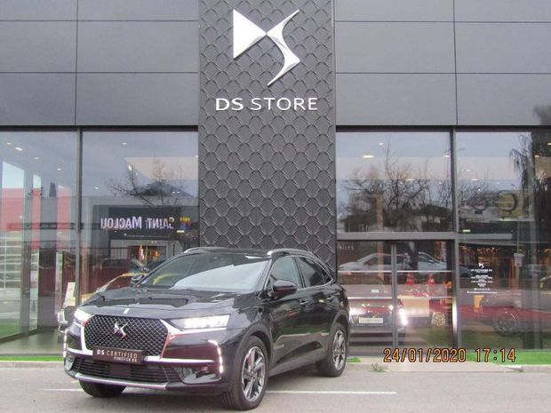 Photo miniature de la DS DS 7 Crossback PureTech 180ch Grand Chic Automatique 9cv 2019 d'occasion