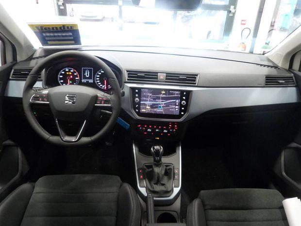 Photo miniature de la Seat Arona 1.0 TGI 90 ch Start/Stop BVM6 Style 2019 d'occasion