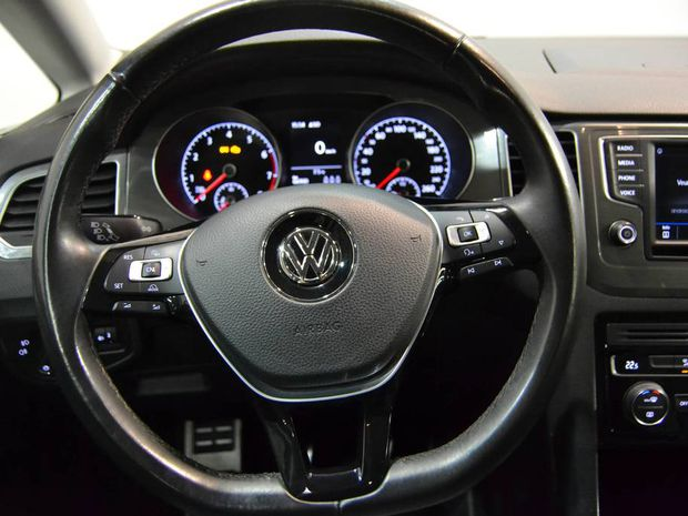 Photo miniature de la Volkswagen Golf Sportsvan 1.4 TSI 125 BMT Série Spéciale Allstar 2016 d'occasion