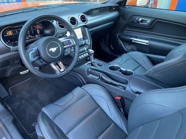 Photo miniature de la Ford Mustang Fastback 5.0 V8 440ch GT BVA10 2019 d'occasion