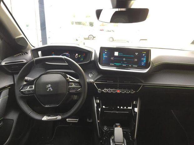Photo miniature de la Peugeot 208 e-208 136ch GT Line 2020 d'occasion