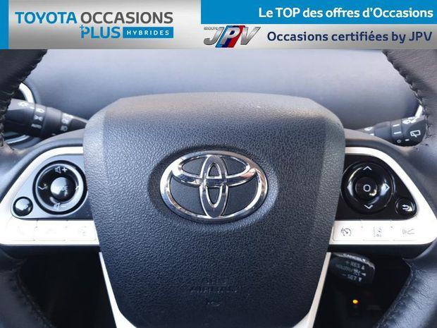 Photo miniature de la Toyota Prius 122h Lounge 2017 d'occasion
