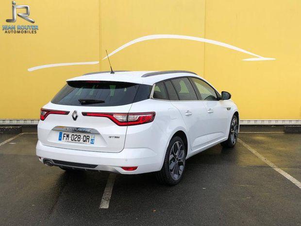 Photo miniature de la Renault Megane Estate 1.7 Blue dCi 150ch Intens EDC 2019 d'occasion