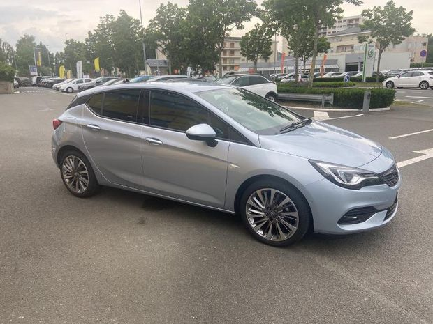 Photo miniature de la Opel Astra 1.5 D 122ch Ultimate BVA 2019 d'occasion