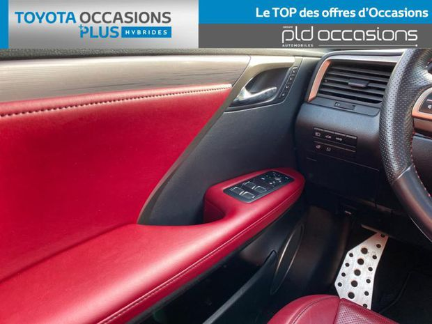 Photo miniature de la Lexus RX 450h 4WD F SPORT Executive Euro6d-T 2018 d'occasion
