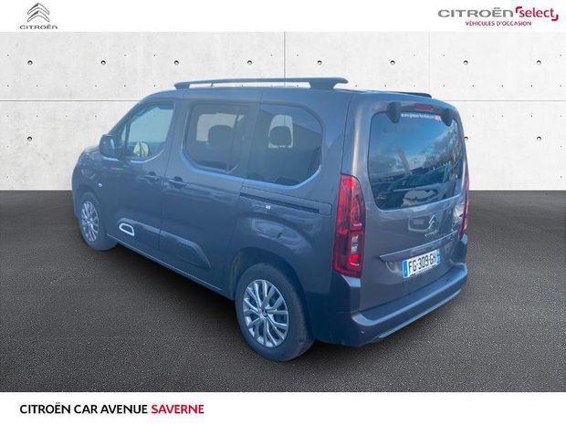 Photo miniature de la Citroën Berlingo M BlueHDi 100ch Feel 2019 d'occasion