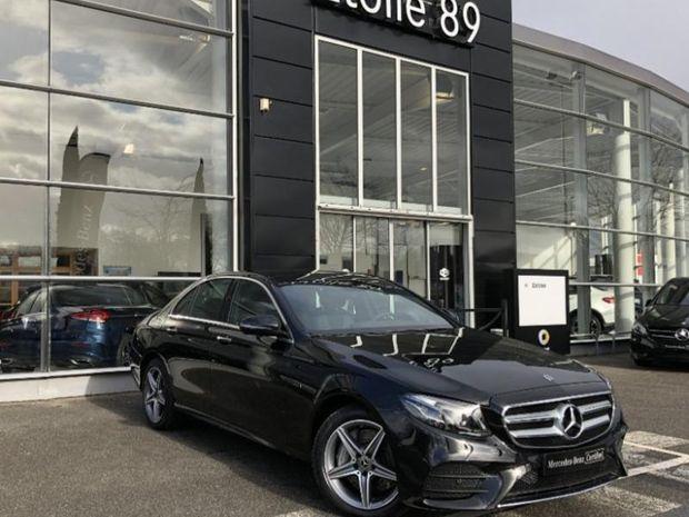 Photo miniature de la Mercedes Classe E 300 de 194+122ch AMG Line 9G-Tronic 2020 d'occasion