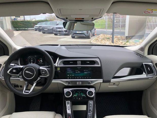 Photo miniature de la Jaguar I-Pace EV400 SE AWD 2019 d'occasion