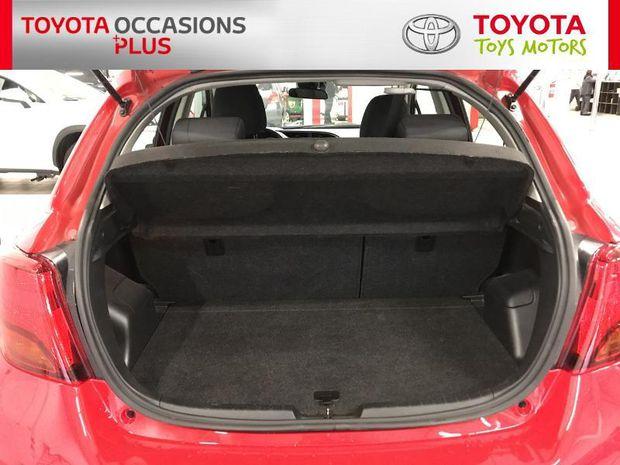 Photo miniature de la Toyota Yaris 69 VVT-i France 5p 2015 d'occasion