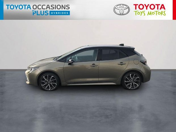 Photo miniature de la Toyota Corolla 122h Collection 2019 d'occasion