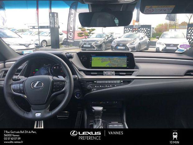 Photo miniature de la Lexus ES 300h F SPORT Executive 2019 d'occasion
