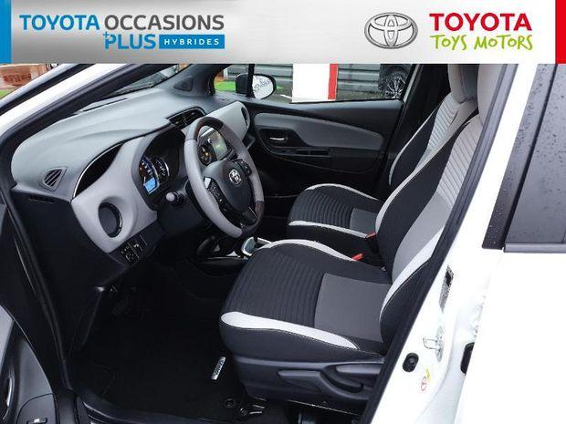 Photo miniature de la Toyota Yaris HSD 100h Collection 5p 2017 d'occasion