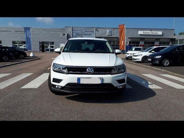 Photo miniature de la Volkswagen Tiguan 2.0 TDI 150ch Connect DSG7 Euro6d-T 2019 d'occasion