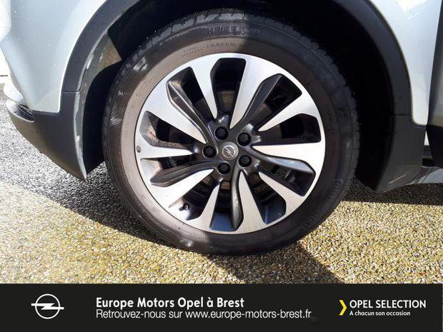Photo miniature de la Opel Mokka X 1.6 CDTI 136ch Elite 4x2 2017 d'occasion