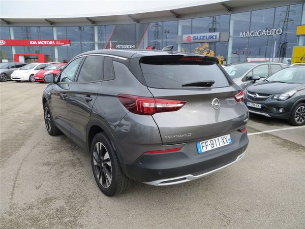 Photo miniature de la Opel Grandland X 1.5 DIESEL 130 CH BVA6 2019 d'occasion