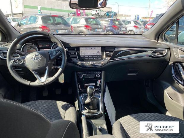 Photo miniature de la Opel Astra 1.4 Turbo 125ch Start&Stop Innovation 2018 d'occasion