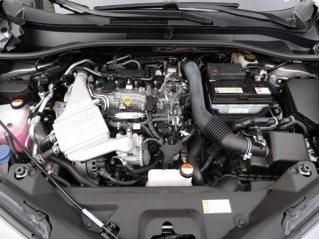 Photo miniature de la Toyota C-HR 1.2 Turbo 116ch Dynamic AWD CVT 2018 d'occasion