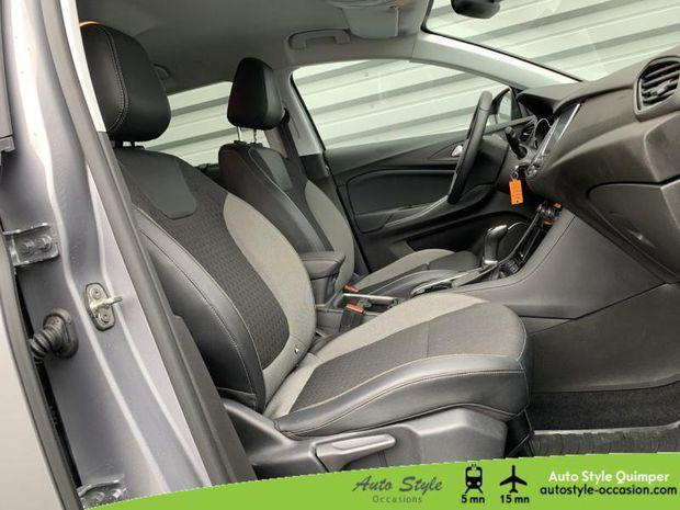 Photo miniature de la Opel Grandland X 1.2 Turbo 130ch Innovation BVA 2019 d'occasion