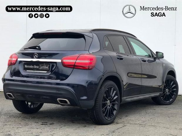 Photo miniature de la Mercedes GLA Classe  220 d 170ch Starlight Edition 7G-DCT Euro6c 2018 d'occasion