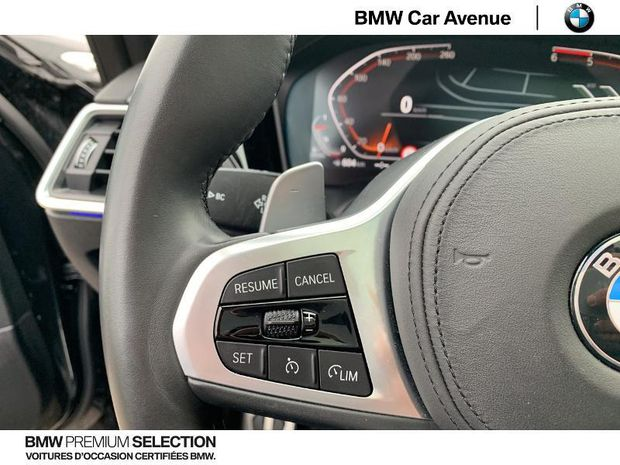 Photo miniature de la BMW Serie 3 Série 3 320dA xDrive 190ch M Sport 2019 d'occasion