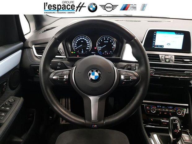 Photo miniature de la BMW Serie 2 ActiveTourer 218iA 140ch M Sport DKG7 2019 d'occasion