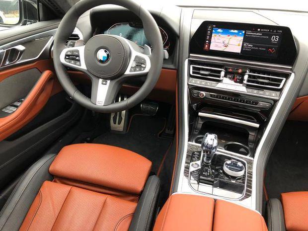 Photo miniature de la BMW Serie 8 Série 8 Gran Coupé 840iA 340ch xDrive M Sport 2019 d'occasion