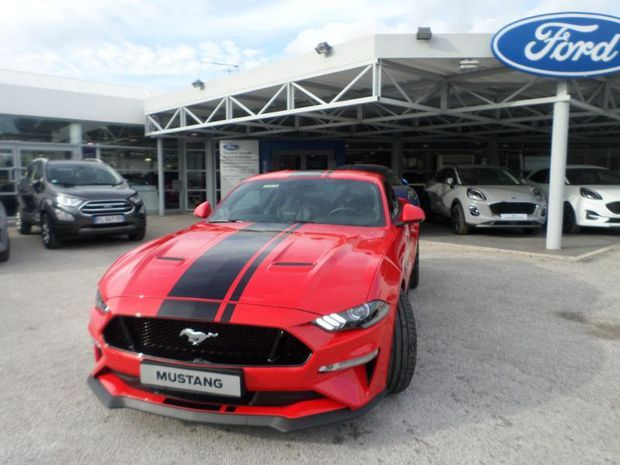 Photo miniature de la Ford Mustang Fastback 5.0 V8 450ch GT BVA10 2019 d'occasion