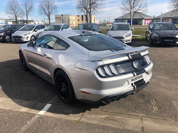 Photo miniature de la Ford Mustang Fastback 5.0 V8 450ch GT BVA10 2019 d'occasion