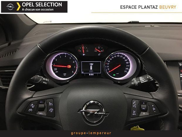 Photo miniature de la Opel Astra 1.0 Turbo 105ch ECOTEC Black Edition Euro6d-T 2019 d'occasion