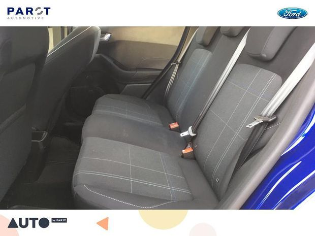 Photo miniature de la Ford Fiesta 1.1 85ch Essential 5p 2018 d'occasion