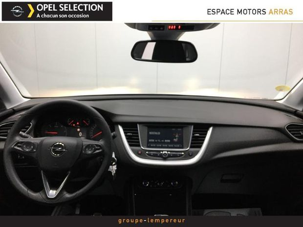 Photo miniature de la Opel Grandland X 1.6 D 120ch ECOTEC Edition 2018 d'occasion