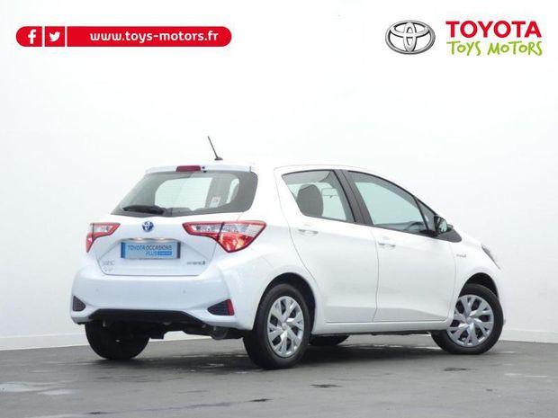 Photo miniature de la Toyota Yaris 100h France 5p MY19 2018 d'occasion