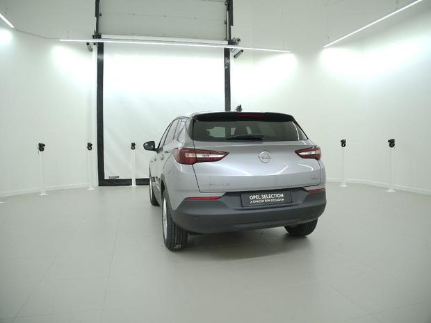 Photo miniature de la Opel Grandland X 1.2 Turbo 130ch Business Edition BVA 2018 d'occasion