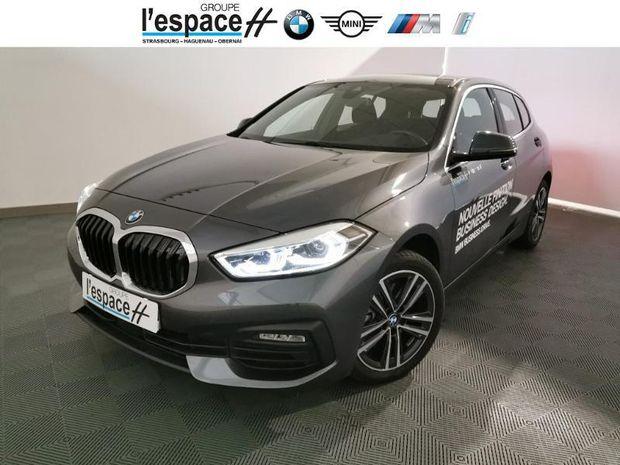 Photo miniature de la BMW Serie 1 116dA 116ch Business Design DKG7 2020 d'occasion