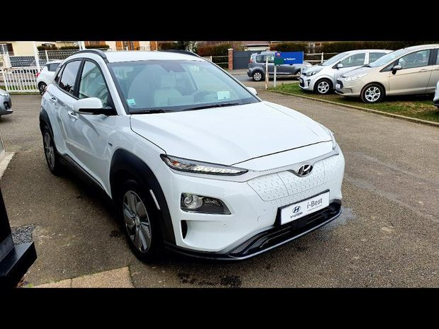 Photo miniature de la Hyundai Kona Electric 204ch Executive Euro6d-T EVAP 2020 d'occasion