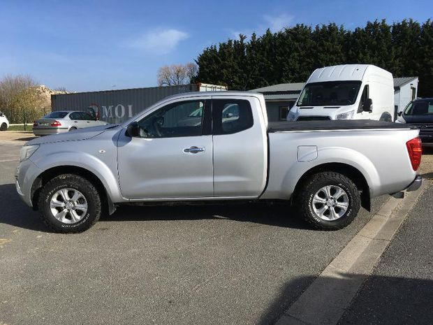 Photo miniature de la Nissan Navara 2.3 dCi 160ch King-Cab Optima 2017 d'occasion